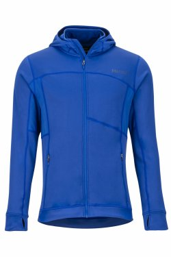 Polar Marmot Down Wall Hoody