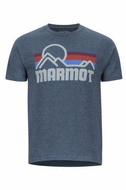 Tricou Marmot Coastal Tee SS