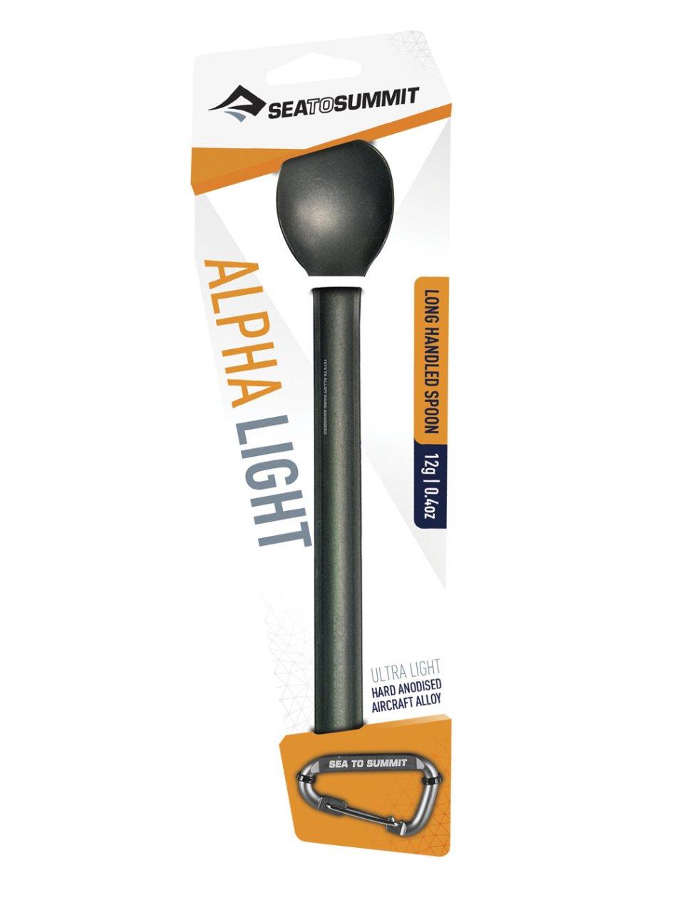 STS Alpha Light Long Handled Spoon