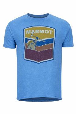 Tricou Marmot Retro Tee SS