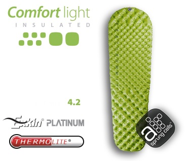 STS Saltea Confort Light Insulated lime