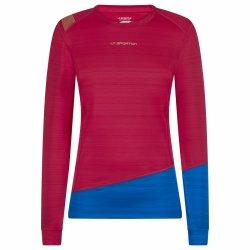 Bluza tehnica La Sportiva Dash LS Wm's 2019