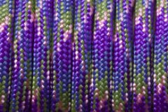 Paracord Type II Multicolor 3mm