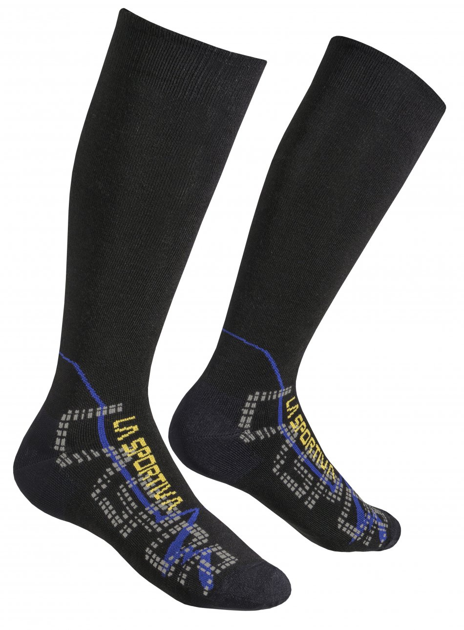 Skimo Tour Socks yellowblue (39YBY)