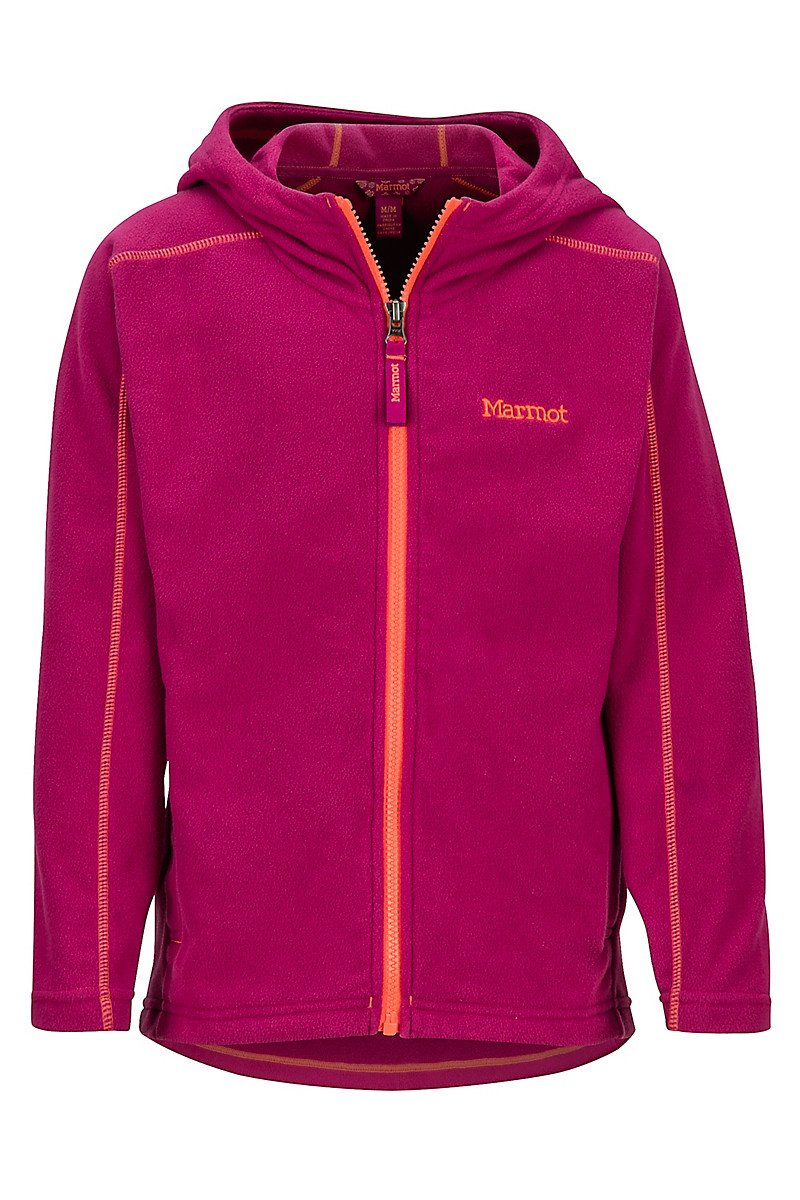 Marmot Rocklin Hoody Girsl Purple Berry 427906640
