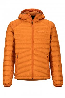 Marmot Highlander Down Hoody Hawaiian Sunset 794009144