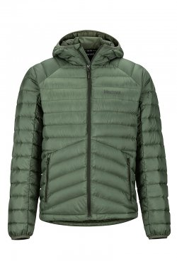 Marmot Highlander Down Hoody Crocodile 794004764