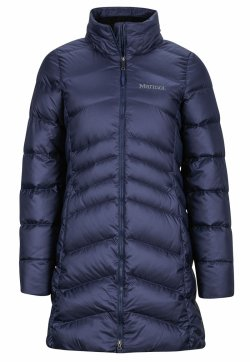 Marmot Montreal Coat wms Midnight Navy 785702632
