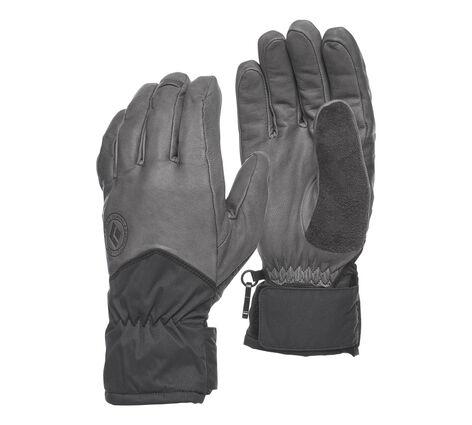 BD Tour Gloves Ash 8016891002