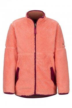 Marmot Lariat Fleece Girls Spritzer 897907279