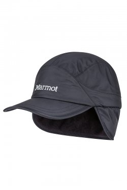 Marmot Precip Eco Insulated Baseball Cap Bleck 13940001 002