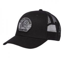 BD Trucker Hat Aluminium Knit Black FX7L9034