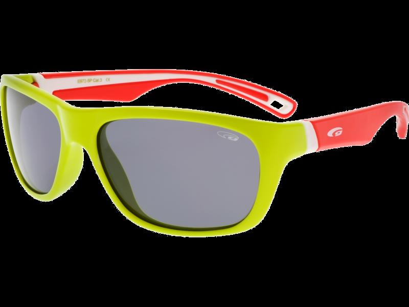 Goggle E9725P Green Orange