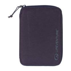 Lifeventure RFID Mini Travel Wallet Navy 68291