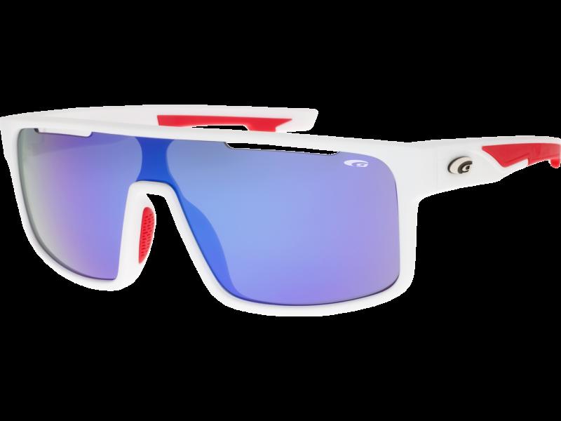 Goggle T8903 Matt White Red