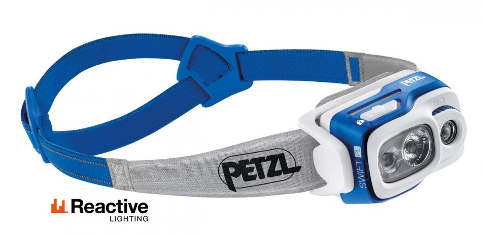 Petzl Swift RL Blue E095BA03
