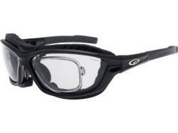 Goggle T4211R Black Grey Rama Optica