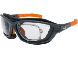 Goggle T4212R Matt Grey Neon Orange Rama optica