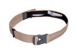 Cash belt beige