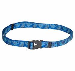 waist belt blue