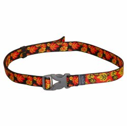 waist belt red yellow