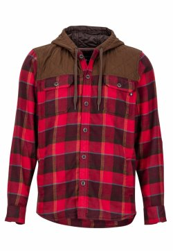 Camasa Marmot Silos Heavyweight Flannel LS