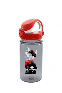 Nalgene Kids Bottle OTF 0.35 L Grey Smash