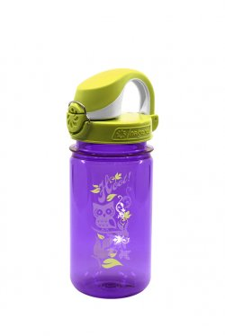 Nalgene Kids Bottle OTF 0.35 L Purple Owl