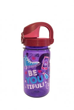 Nalgene Kinder Bottle OTF 0.35 L Purple Beyoutiful
