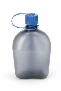 Nalgene Drinking Bottle 'Oasis'  1 L grey