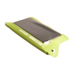 Husa impermeabila Iphone 130x65mm lime