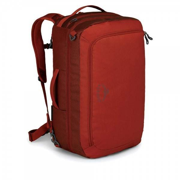 Osprey Transporter Carry On 55 Ruffian Red