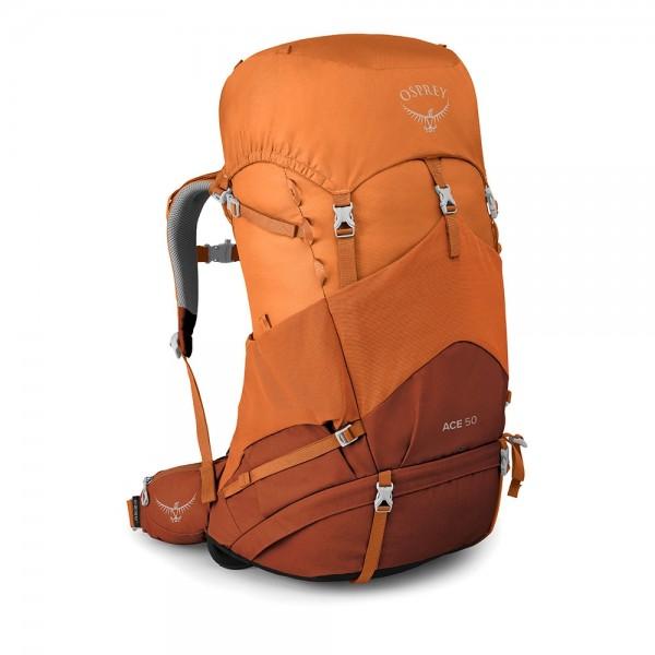 Osprey Ace 50 Orange Sunset