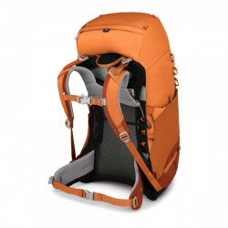 Osprey Ace 38 Orange Sunset back