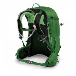 Osprey Manta 34 Green Shade back