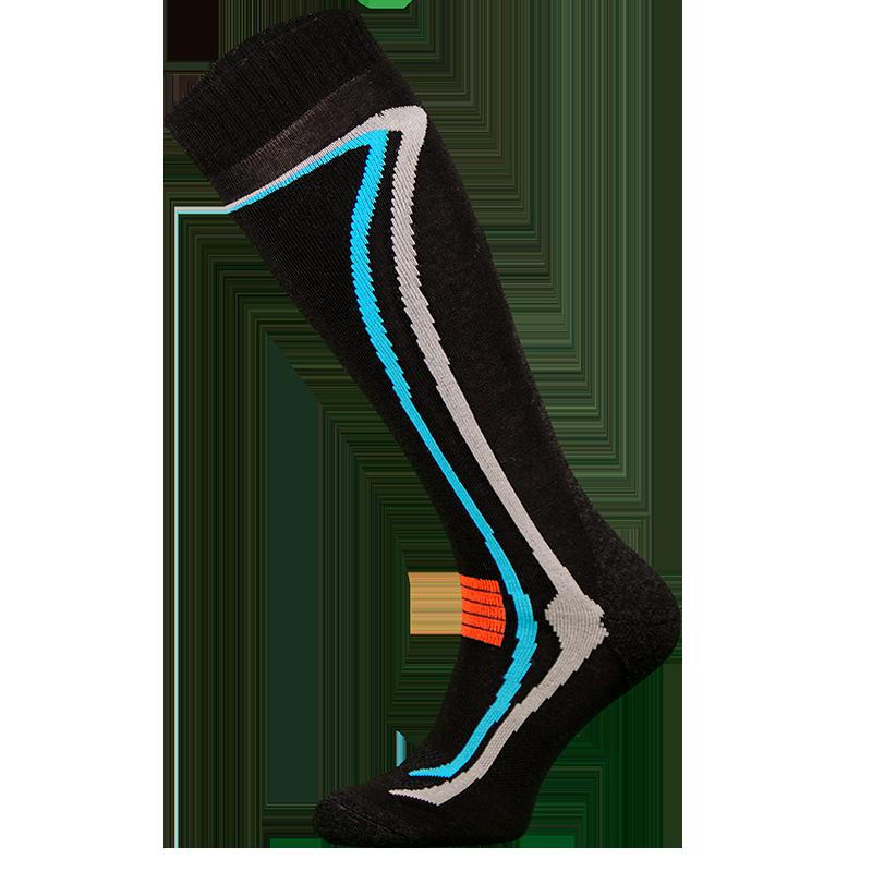 Comodo Ski Socks SKI201 black