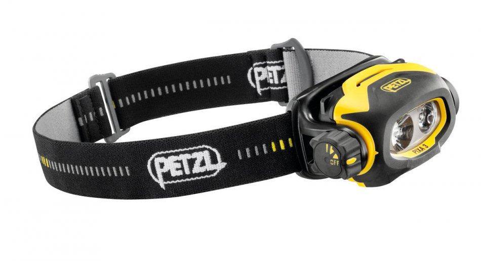 Petzl Pixa 3 E78CHB Hazloc