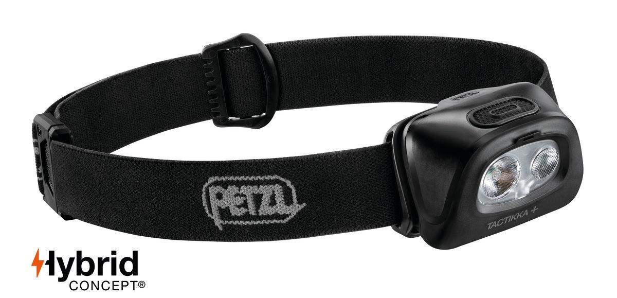 Petzl Tactikka Plus Black E089EA00