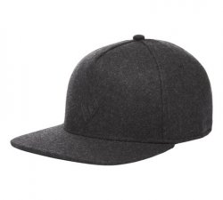 Sapca Black Diamond Wool Trucker Hat