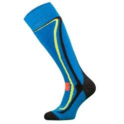 Comodo Ski Socks SKI203 blue