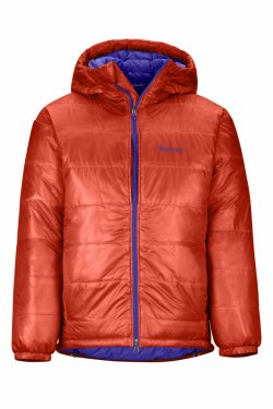 West Rib Parka - Victory Red