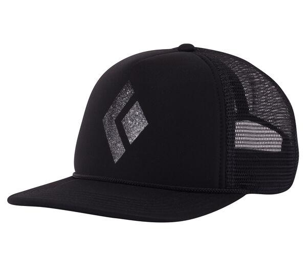 BD Flat Bill Trucker Hat APAQ3P923 black