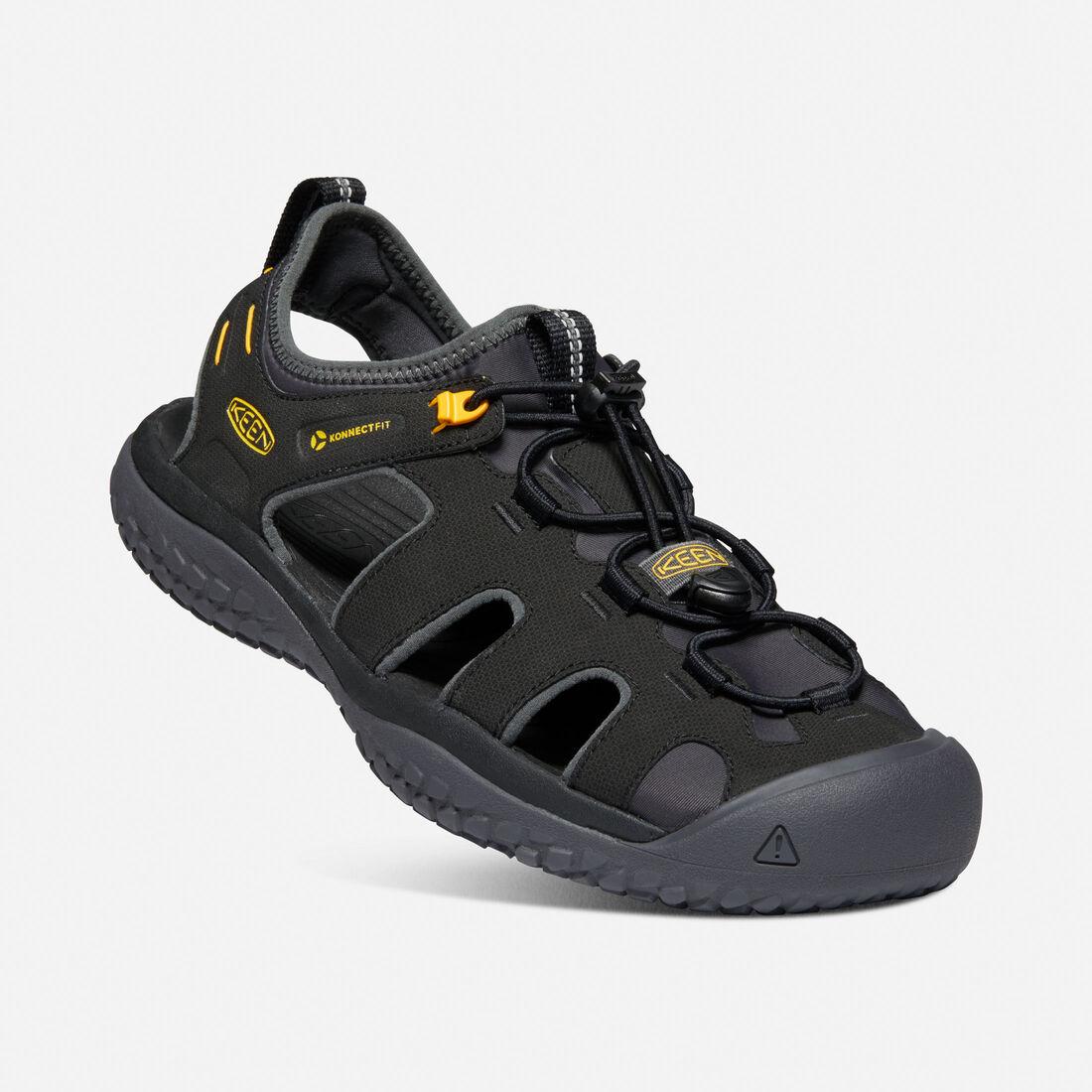 Keen Sandale Solr Black 1022246