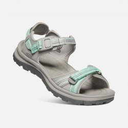 Keen Terradora II Open Toe Light Grey Ocean Wave 1022450