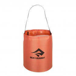 Galeata pliabila Sea to Summit Folding Bucket 10L