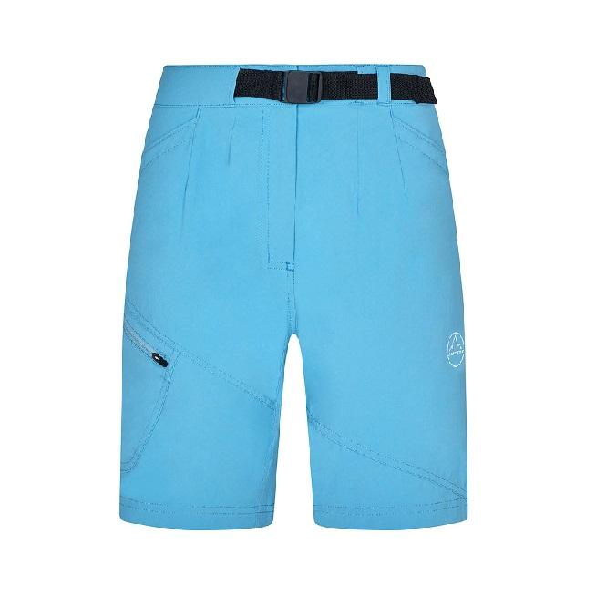 La Sportiva Spit Short Wms Pacific Blue K92621621