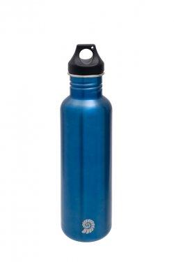 Bidon pentru apa din inox Origin Outdoors Sport 0.75 L Blue