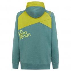 La Sportiva Chilam Hoody Pine Kiwi N13714713 back