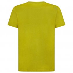 La Sportiva Patch TShirt Kiwi N22713713 back