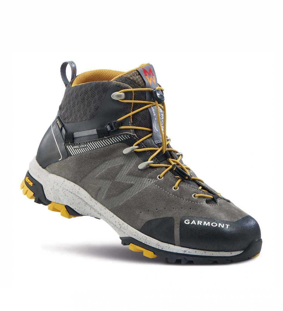 Garmont Gtrail GTX taupe dark yellow